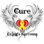 Cure Ewings Sarcoma Shirts and Apparel