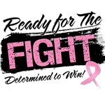 Ready For The Fight Breast Cancer Shirts