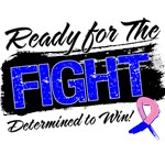 Ready For The Battle Male Breast Cancer Shirts