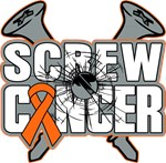 Screw Leukemia Cancer Shirts and Gifts