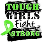 Non-Hodgkin Lymphoma Tough Girls Fight Strong Shir