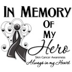 In Memory of My Hero Skin Cancer Shirts