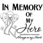 In Memory of My Hero Mesothelioma Shirts