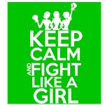 Bile Duct Cancer Keep Calm and Fight Like a Girl