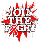 Join The Fight Blood Cancer Shirts