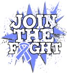Join The Fight Stomach Cancer Shirts