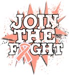 Join The Fight Uterine Cancer Shirts