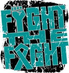 Fight The Fight Peritoneal Cancer Shirts