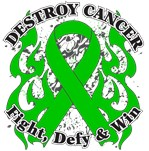 Destroy Bile Duct Cancer Shirts and Gear
