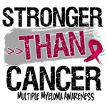 Myeloma Cancer  - Stronger than Cancer Shirts