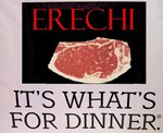 Erechi. it's what for dinner.