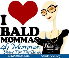 I [heart] Bald Mommas