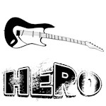 I am a damn guitar playing hero