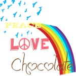 Peace, Love, Chocolate
