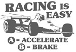 Racing is Easy