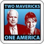 McCain/Palin: Two Mavericks, One America