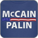 McCain-Palin Stars and Stripes
