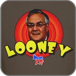 Looney Barney Frank