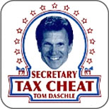 Tom Daschle: Secretary Tax Cheat