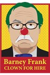 Barney Frank Clown