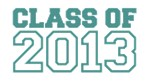 Class of 2013 - teal