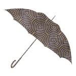 Umbrella Silhouette - swirls