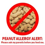 Kids' Peanut Allergies