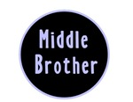 Middle Brother - Blue Circle