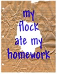 My Flock Ate My Homework