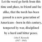 John F. Kennedy 15