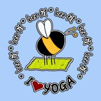 Bee Fit - I love Yoga