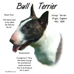 Bull Terrier (colored)