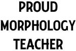 MORPHOLOGY teacher