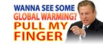 Wanna See Some Global Warming? Pull My Finger!