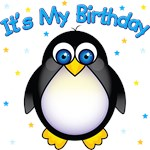 It's My Birthday Penguin