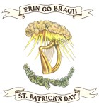 Erin Go Bragh Sunray Harp