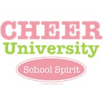 Cheerleading Tshirts Cheerleader Gifts