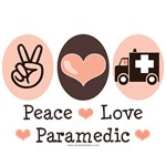 EMT Paramedic T-shirt and Gifts