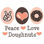 Doughnut Donut T shirt Gifts