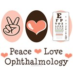 Ophthalmologist Ophthalmology T shirt Gifts