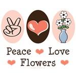 Florist Gardener Floral Arrangement T-shirt Gifts