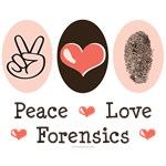 Forensics CSI T shirt & Gifts