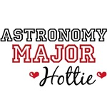 Astronomy Major Hottie T shirt Gifts