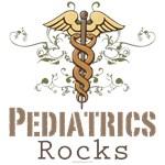 Pediatrics Rocks Pediatrician T shirt Gifts