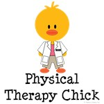 Physical Therapy Chick T shirts Physical Therapist