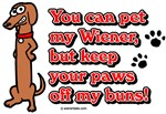 You Can Pet My Wiener
