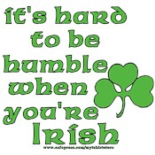 Saint Patrick's Day Irish T-shirt & Gift Shop