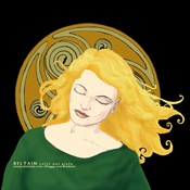 Grania and The Celtic Spiral Sun #1 Tees & Gifts