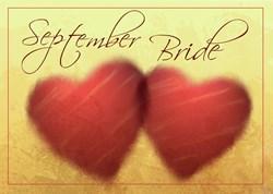 September Weddings
