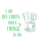 Off Limits When Fringe is On (w/6 fingered hand)